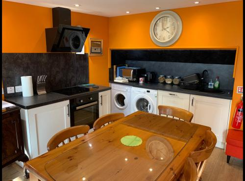 Self Catering - Secret Garden Annex - Up to 6 people