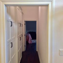 Entry to Ensuite - Private Hall