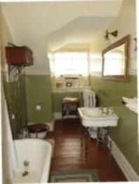 The Butler's Quarters (bathroom)