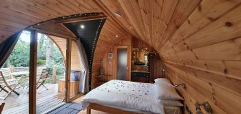 Cherry Interior with Couples Package