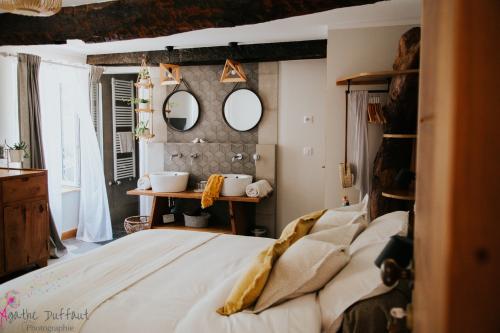 La Lubiane | Chambre Double ou Twin