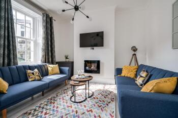 Central Belfast Apartments: Georgian House -