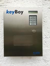 key boy für Spätanreisen