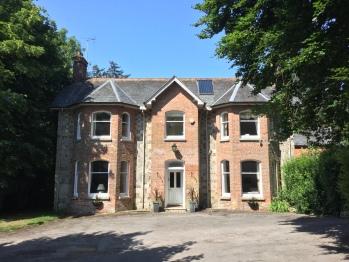 Scotland Lodge - Front of Scotland Lodge