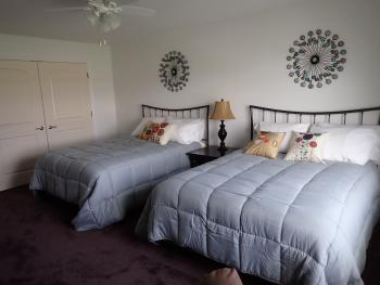 Suite 205 Bedroom