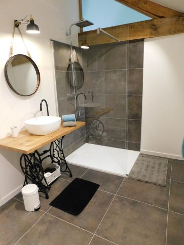 Suite-Signature-Salle de bain Privée-Vue sur Jardin - Tarif de base