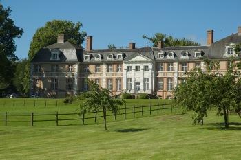 Façade Est du Chateau