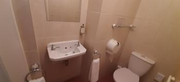 Super King Ensuite with Comfy Chairs Shower Room