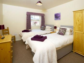 Lund Room | Double or Twin Room (Private Bathroom / Not En Suite) | Ground Floor