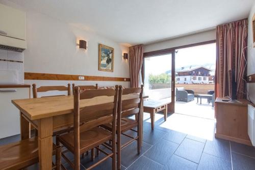 Appartement 105 avec Terrasse - Vue sur Mont Blanc