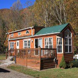 Standard-Cabin-Private Bathroom-2 Bedroom Cabin #8