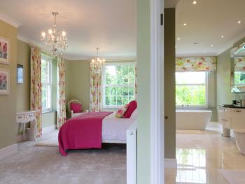 Wooladon House Master ensuite Bedroom