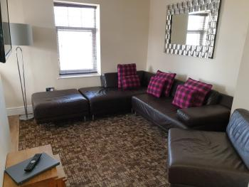 Lounge area Apartment 301