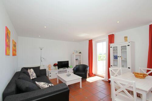 Ferienwohnung-Komfort-Eigenes Badezimmer-Terrasse-WG1 - Basistarif