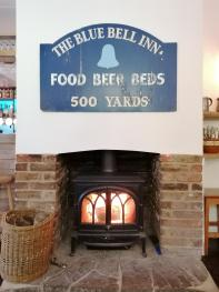 The Blue Bell at Cocking - Bar