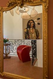 Bastide les 3 Portes Reflet dans le miroir