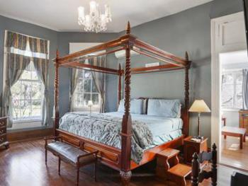 Suite-Private Bathroom-Premium-Park View-Oak Room - Base Rate