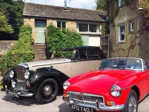 Classic car tours available