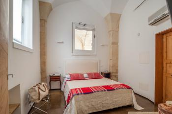 Camera Tripla-Superiore-Bagno in camera con doccia-Vista sul cortile-Sinagoga - Tariffa di base