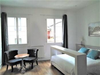 Appart Rouen Centre - Studio Romantique