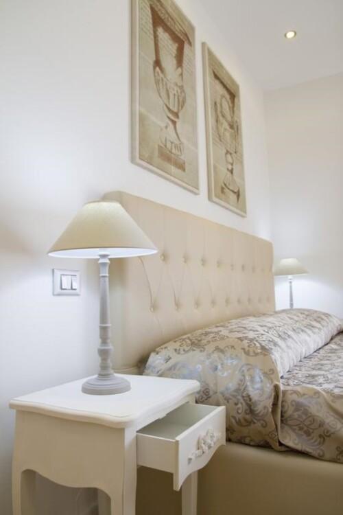 Matrimoniale-Classica-Bagno in camera con doccia-Vista sul cortile - Tariffa di base