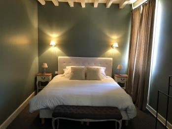 Chambre Sérénité, Instant La Ferme avec son lit double 180x200 ou ses 2 lits simples