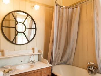 Salle de bain de la chambre passiflore