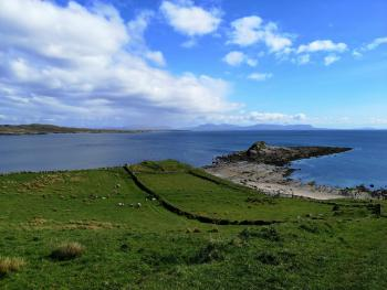 Largy, point near Killybegs,