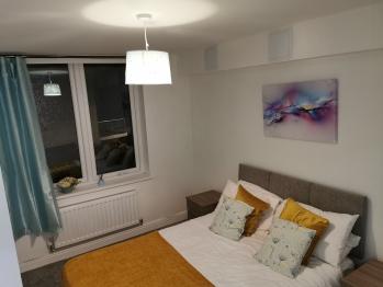 Jesmond Suite - Bedroom 1 - Double Bed