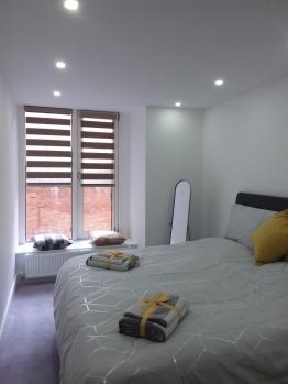 Elm Street - Bedroom