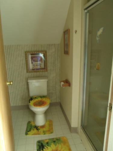 S C LODGE- SUNFLOWER-Double room-Ensuite-Standard-Mountain View