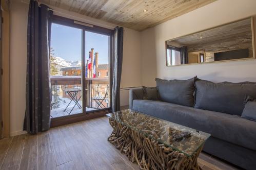 Appartement 413 A avec Balcon