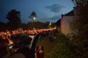 Torchlit Procession - Gala Week