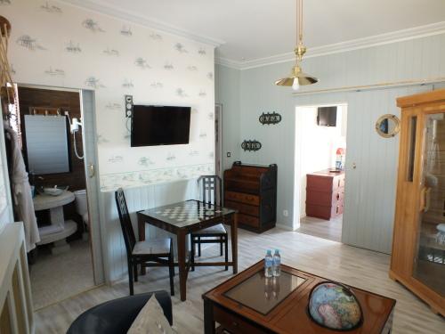 Appartement Vue sur Mer avec Terrasse et SPA Privatif