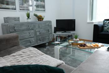 Ideal Home away in Bury and Whitefield - Large seating area for your family and friends to relax and catch up