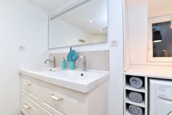 Salle de douche / double vasque