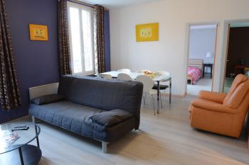 Appartement 1er étage, Mers les Bains.