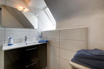 salle d'eau chambre pervenche