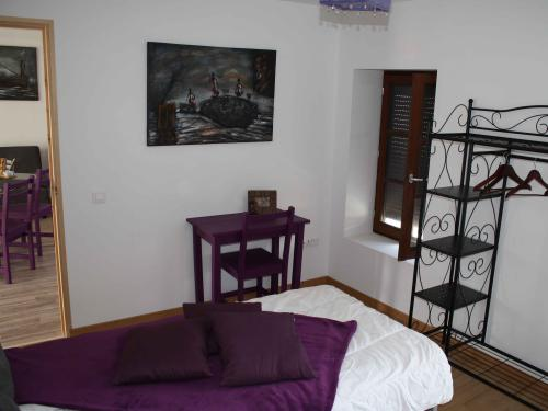Appartement-Famille-Douche-4-6 pers (AMBLETEUSE)