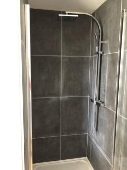 La douche de la chambre enfants