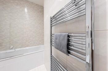 Bathroom Tower radiator