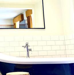 Room six features a roll top bath perfect for escaping the everyday