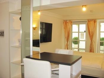 Studio-Apartment-Eigenes Badezimmer-Blick auf den Hof- | Number  2 - Standardpreis