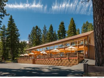 This Two Story Lodge was built in the late 1950's to accommodate the 1960 Olympic Games at Squaw Valley. Please note that there are no elevators. No children under 12 on the 2nd floor.