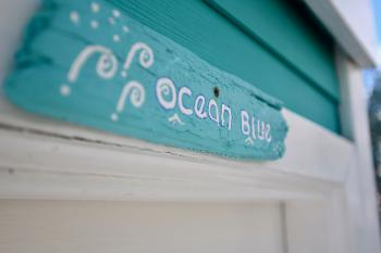 Ocean Blue Waterfront Suite