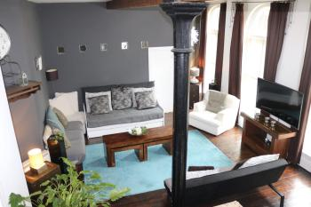 Lushpads - Pad1- Lounge & TV