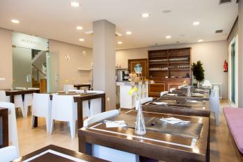 Hotel Miera zona comedor