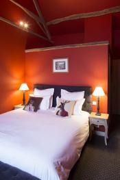 Chambre chasse à courre avec lit double 180x200 ou 2 lits simples