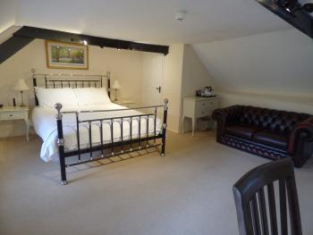 Family room with en suite, Room Only - Pet Friendly
