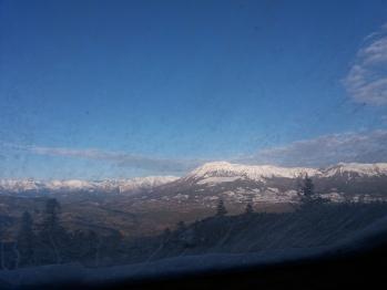 vue vallée depuis mezzanine/duplex 6 persopnnes